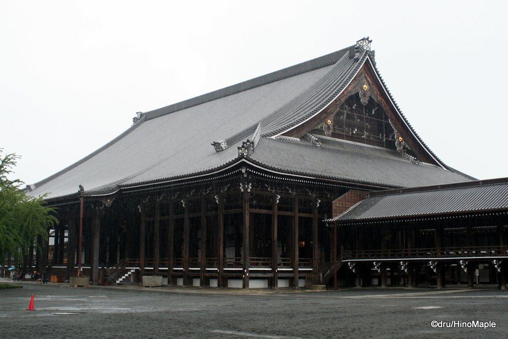 Kyoto – Higashi Honganji & Nishi Honganji  HinoMaple: Drus Misadven...