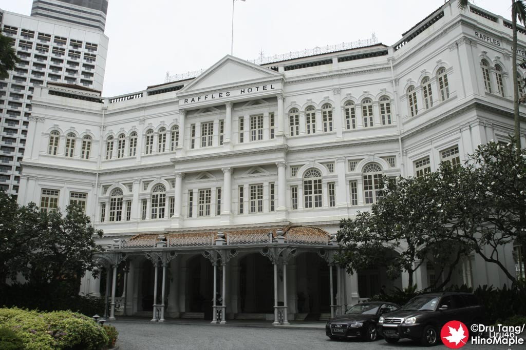 Raffles Hotel (Main Entrance)