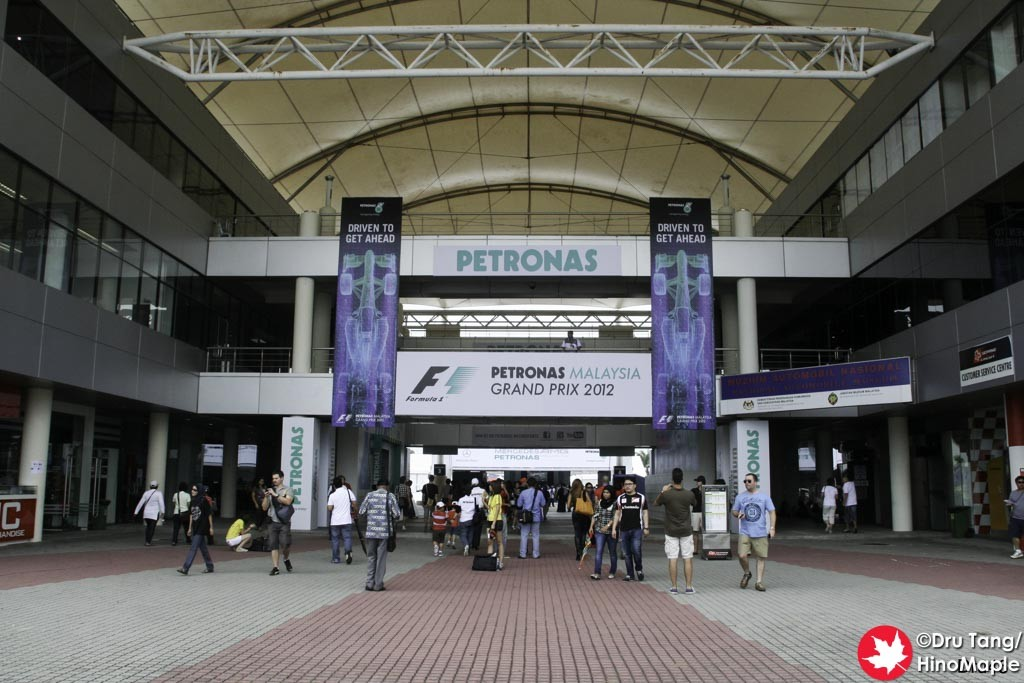 2012 F1 Malaysia Grand Prix