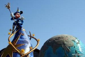 Entrance to Tokyo DisneySea