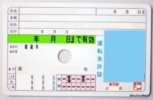 New Driver's Driver's License