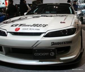 Nissan Silvia (2012 Tokyo Auto Salon)