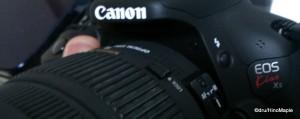 Canon EOS Kiss X5 (aka 600D aka Rebel T3i)