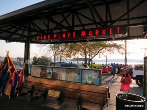 Pike Place Market (Park Next to the Market)