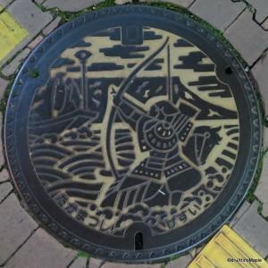 Takamatsu Manhole Cover