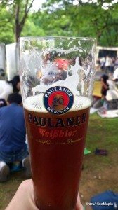 Paulander Dunkel at the Oktoberfest