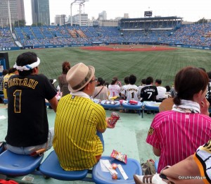 Variety of Jerseys for the Hanshin Tigers
