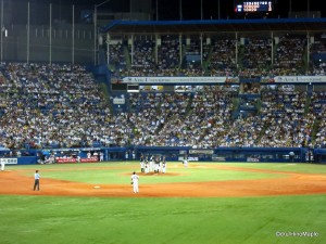 Yakult Swallows VS Hanshin Tigers (Players Conference)