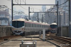 Tsukuba Express (Kita-Senju Station)