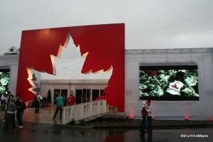 2010 Vancouver Olympics (Canada Hockey House)