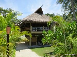 Spare Villa on Nikoi Island