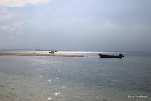 Beach on Nikoi Island