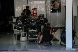 Building Kimi Raikkonen's Lotus