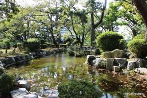 Nagoya Castle - Fukaimaru Garden