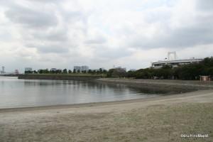 Odaiba Kaihin Koen aka Odaiba Marine Park