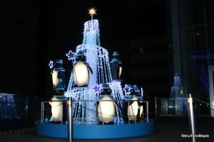 2008 JR East Suica Penguin Display