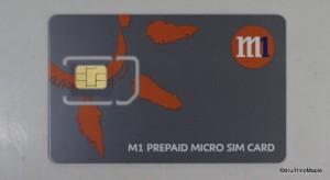 M1 Data SIM