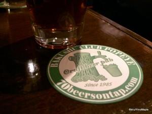 Bakushu Club Popeye - Swan Lake Amber Cask Ale