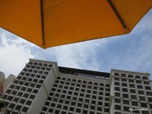 Traders Hotel (Poolside)