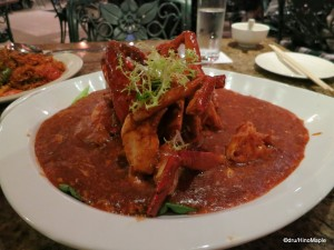 Ah Hoi's Chili Crab