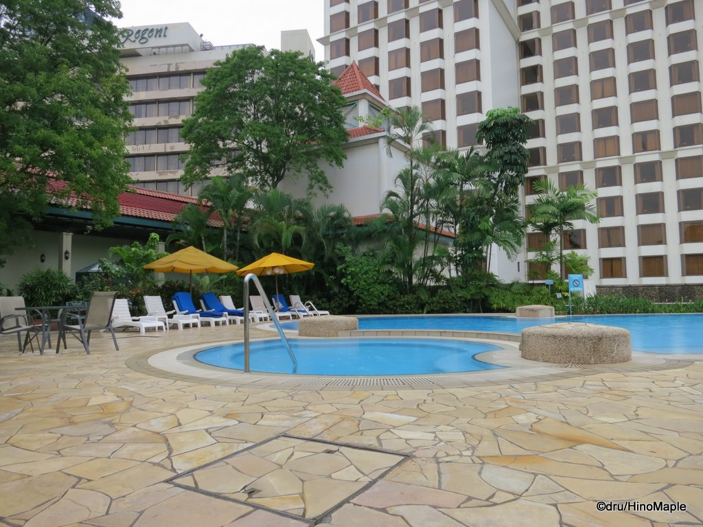 Traders hotel orchard hinomaple dru 39 s misadventures for Pool trading
