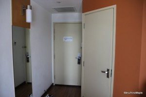 Ibis Hotel (My Room's Entrance)