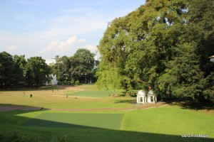 Fort Canning Centre Lawn