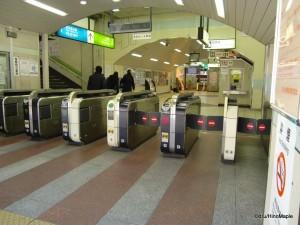 Yurakucho Station, Entrance to the Yamanote Line