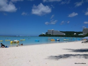 Sports on Tumon Beach