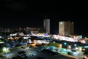 Guam Plaza Hotel (Night View)