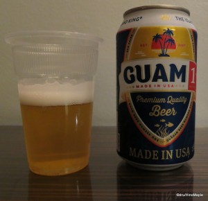 Guam1 Beer