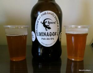 Minagof Beer (Pale Ale)