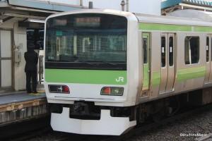 Yamanote Line @ Akihabara Station