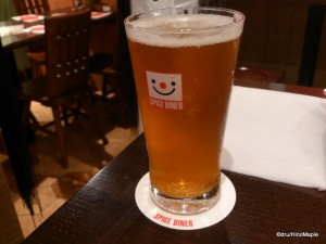 Snow Monkey IPA from Shiga Kogen at Spice Diner