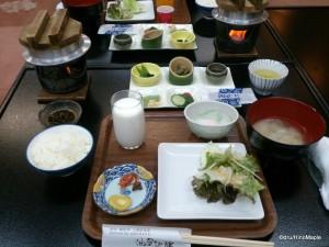 Aburaya Ryokan (Breakfast)