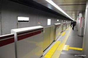 Oedo Line Barriers