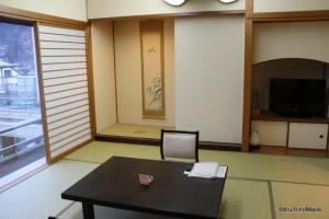 Aburaya Ryokan (My Room)
