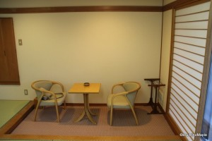 Aburaya Ryokan (Sunken Seating Area)