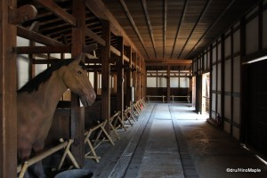 Hikone Castle Horse Stable