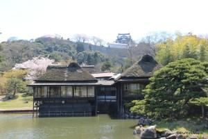 Genkyuen Gardens