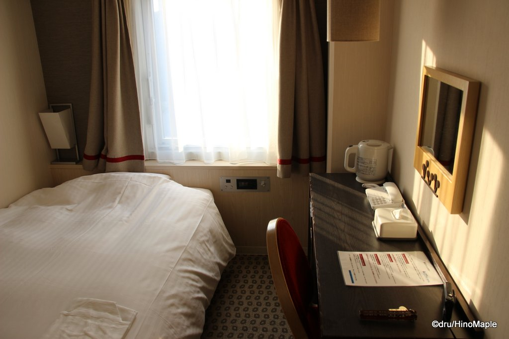 Mont Blanc Hotel Room