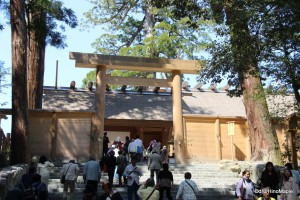 Ise Jingu - Naiku's Main Shrine