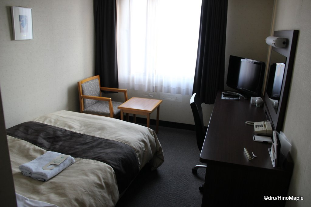 Ise City Hotel Annex Room