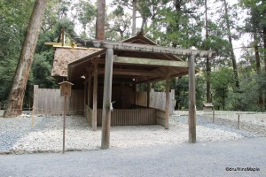 Old Secondary Shrine at the Geku