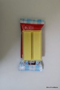 Bakeable Kit Kat (Pudding Flavour)