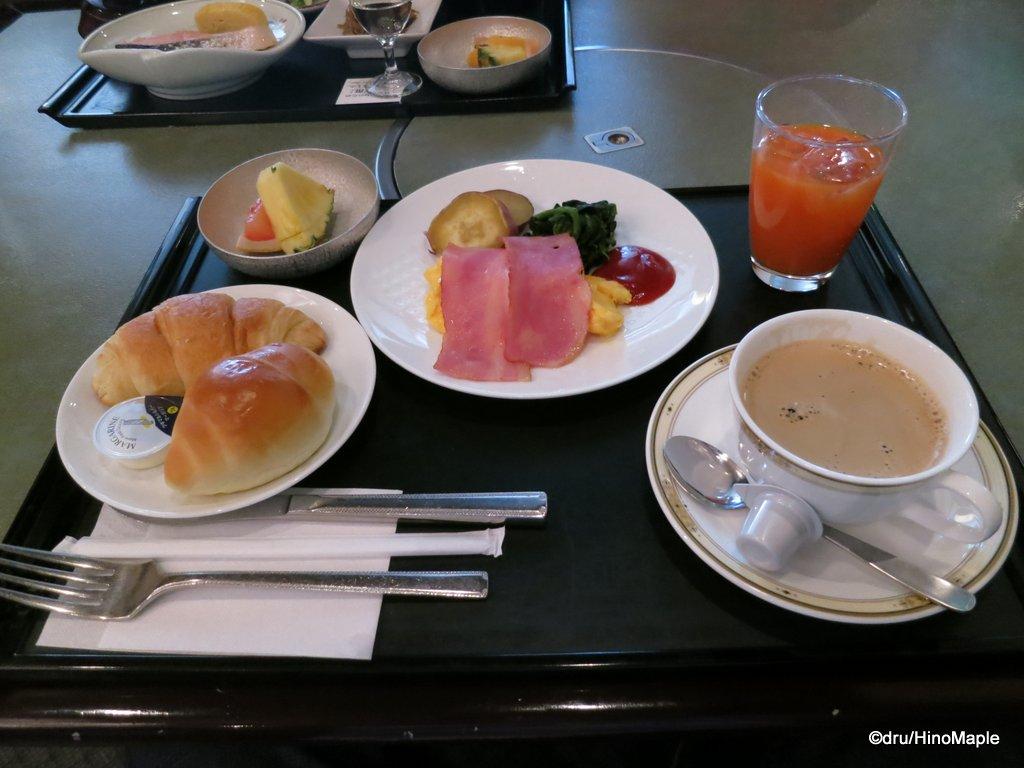 Ise City Hotel Annex American Breakfast