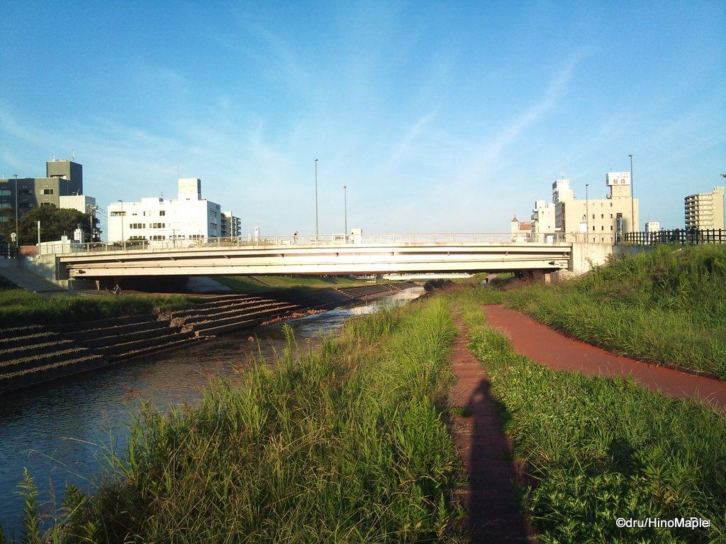 River in Mito