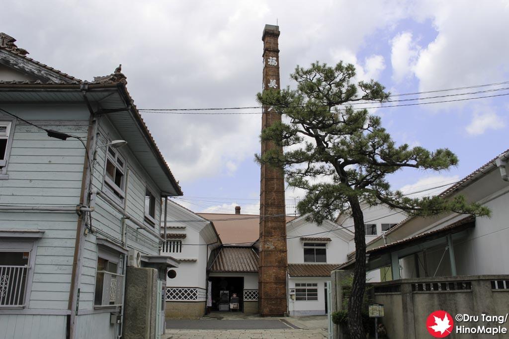 Fukubijin Sake Brewery