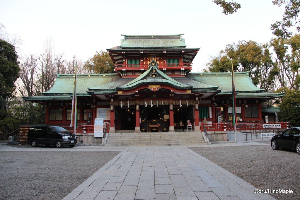Tomioka Hachimangu