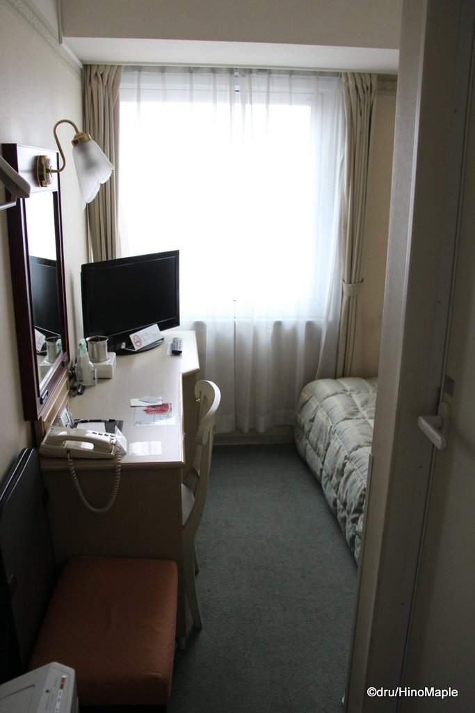 Hiroshima Intelligent Hotel Annex Single Room